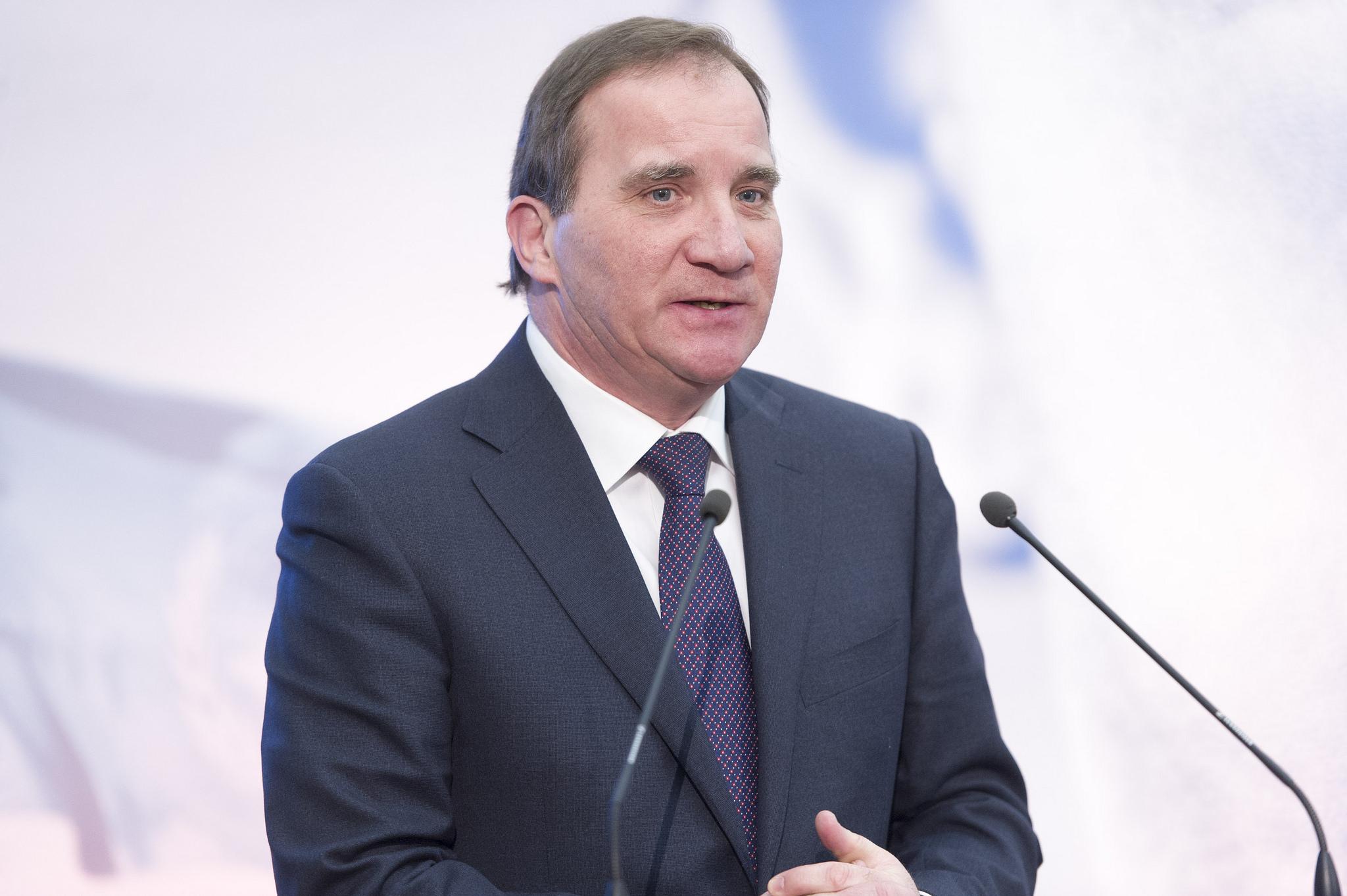 Prime Minister of Sweden, Stefan Löfven