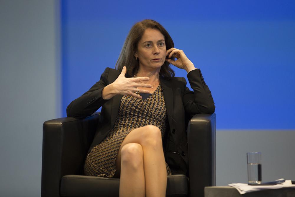 German Minister of Housing, Katarina Barley