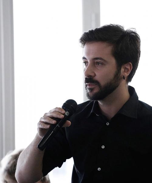 Alexander Damiano Ricci